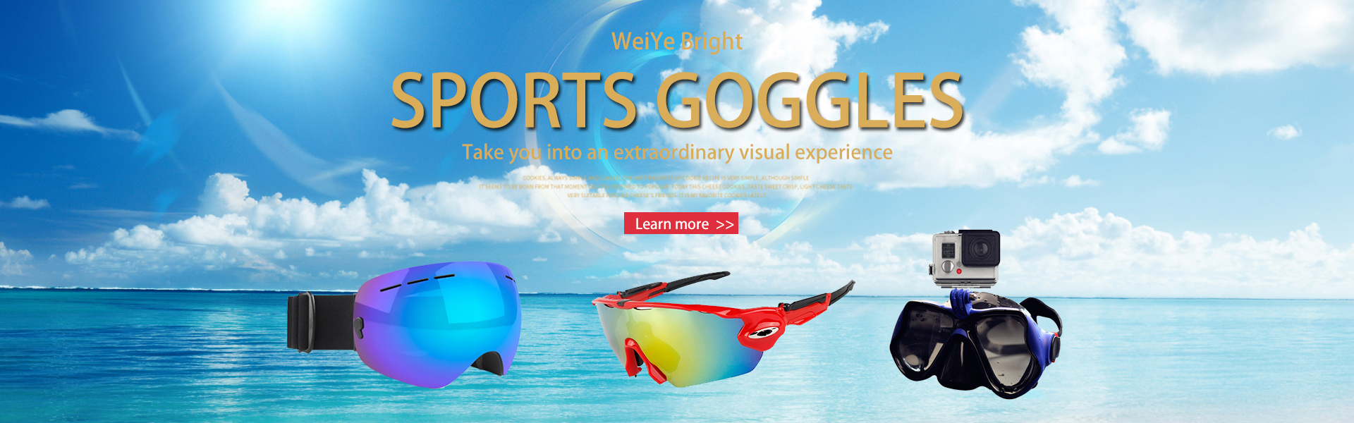 ski goggles manufacturers Exhibition